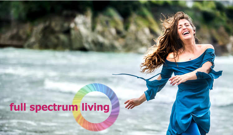 Full Spectrum Living ~ Life and Business Coaching with Landa Ananda Love